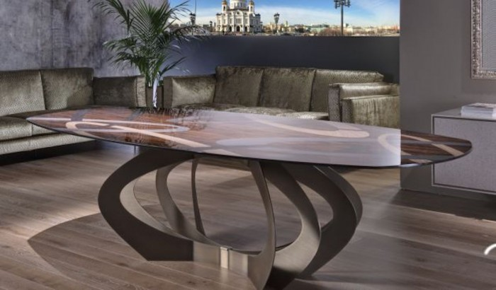 Works of artistic value for luxury furniture
